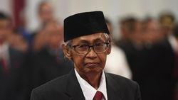 Ketua KPK Berduka Artidjo Alkostar Meninggal: Beliau Panutan Kami