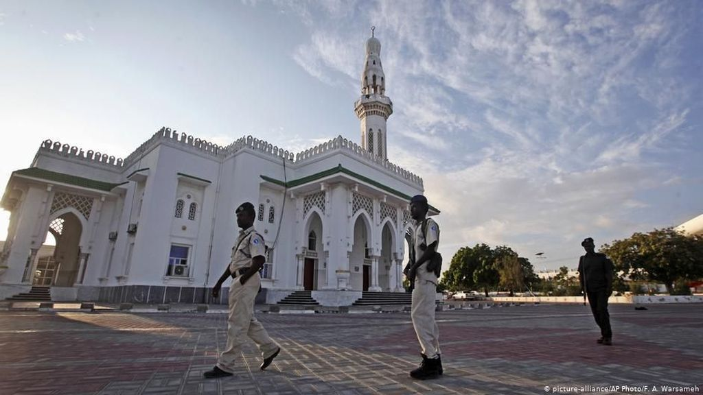 Timur Tengah Adu Pengaruh Lewat Pembangunan Masjid di Afrika