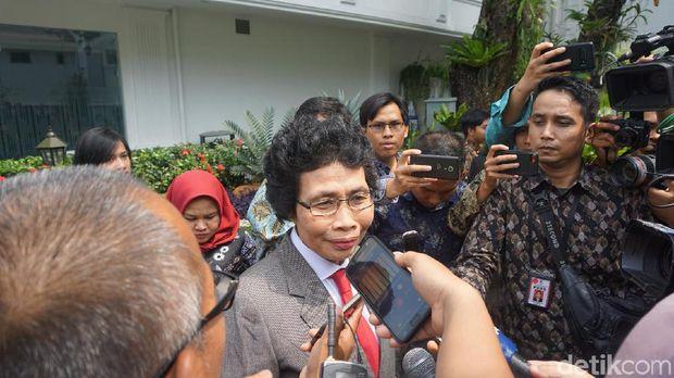 Syamsuddin Haris, Artidjo Alkostar, Albertina Ho Jadi Dewan Pengawas KPK