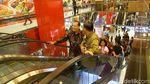 Momen CT Resmikan Transpark Mall Bintaro