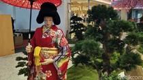 Potret Negeri Sakura di Transpark Mall Bintaro