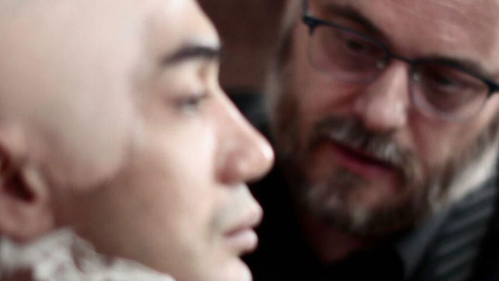 Respons BJ Habibie Menyaksikan Makeup Prostetik Reza Rahadian