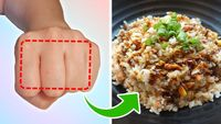 Panduan Makan dengan Ukuran Tangan yang Mudah Diikuti