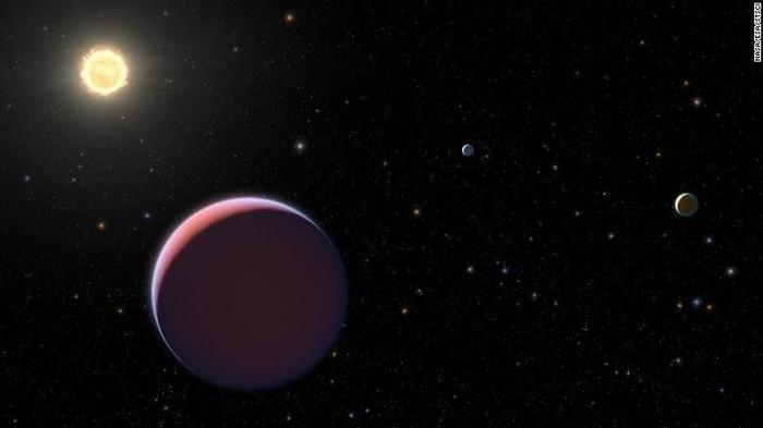Planet Gula Kapas