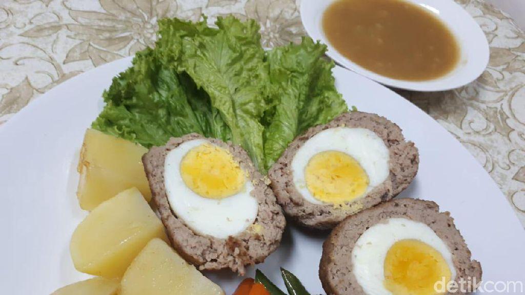 Resep Scotch Egg, Bistik Telur Gaya Inggris yang Mudah Dibuat