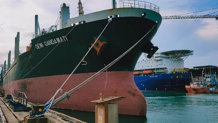 Pelita Samudera Shipping beli kapal MV