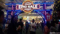 Traveloka Epic Sale di Surabaya Kasih Diskon Liburan hingga 80%