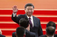 Presiden China, Xi Jinping yang mengampanyekan Revolusi Toilet