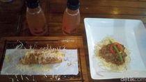 Jus Parijoto Warisan Sunan Muria dan Spaghetti Saus Daging Kerbau Ada di Kafe Ini