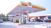 Tahun Baru, Shell Turunkan Harga BBM
