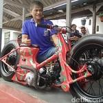 Suket Teki, Bebek Low Rider Napi Nusakambangan