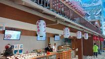 Trans Snow World Bintaro Berkonsep Musim Dingin Ala Jepang