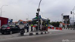 One Way Tol Cikampek-Kalikangkung Dipersingkat Sampai 14.00 WIB