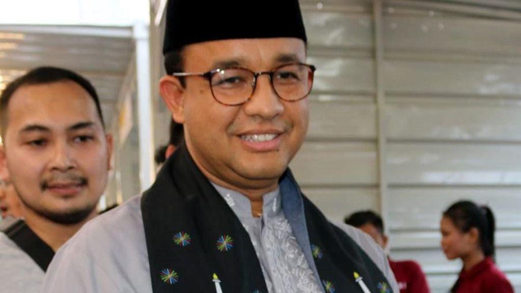 Anies Sudah Kirim Surat Cawagub, Berharap DPRD Segera Proses Pemilihan