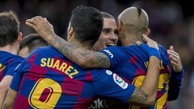 Iniesta Sebut Xavi Pilihan Terbaik untuk Barcelona