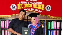 Kisah Puspita dari Makassar, Tamat S2 Berkat Hasil Jualan Batu Cobek Suami