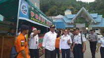 Pantau Angkutan Laut di Jayapura, Dirjen Hubla Semangati Para Petugas
