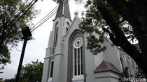 Terapkan Protokol Kesehatan, Pemberkatan Nikah di Gereja Diperbolehkan