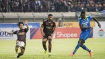 Persib Pesta Gol di Jalak Harupat
