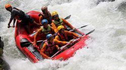 Liburan Akhir Tahun, Pekalongan Punya Wisata Rafting Seru