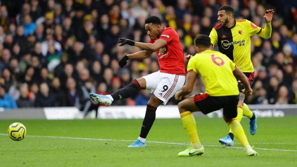 Turun Minum, Watford Vs Man United Masih 0-0