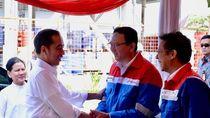 Reuni dengan Jokowi, Ahok Dianggap Dapat Tantangan
