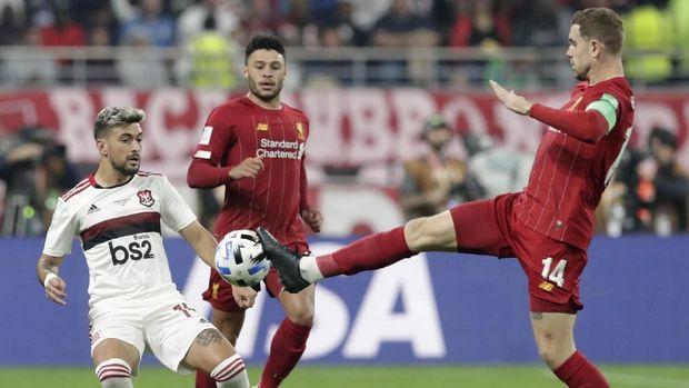 Liverpool menang tipis 1-0 atas Flamengo di final Piala Dunia Antarklub. (