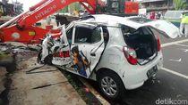 7 Orang Tewas Akibat Kecelakaan Truk Pengangkut Ekskavator