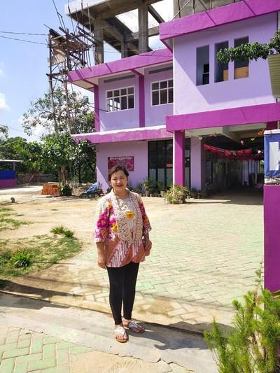 Foto: dok. Pribadi (Jemima Tanjung)