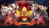 Ragnarok Indonesia Championship 2020 Digelar, Hadiahnya Rp 1 Miliar