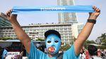Aksi Mengecam Kekerasan Terhadap Muslim Uighur