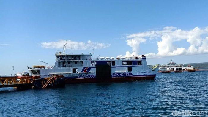 5 kapal melayani penyeberangan Ketapang-Gilimanuk belum memenuhi persyaratan Standar Pelayanan Minimal (SPM)