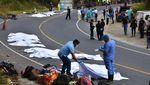 21 Orang Tewas Akibat Kecelakaan Bus di Guatemala