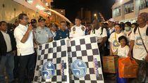 Dirjen Hubla Lepas 500 Peserta Mudik Gratis di Pelabuhan Makassar