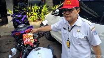 Kepala Unit Samsat Jaksel: 4 Ribu Moge di DKI Belum Bayar Pajak