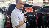 Termasuk BMW X6, Total 40 Mobil Parkir di Pacific Place Nunggak Pajak