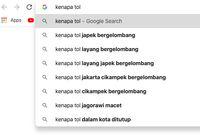 Netizen Penasaran Kenapa Tol Japek Bergelombang