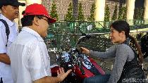 Sentilan Aji Mumpung dari Pemilik Harley Saat Razia Pajak Moge