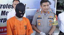 Polisi Tangkap Tukang Tato Penerima Ganja 1,4 Kg Via PT Pos Sumedang