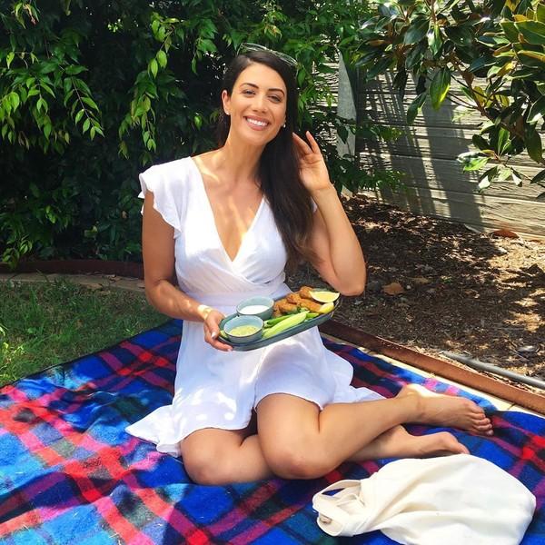 Piknik di Brisbane seperti Stephanie, asyik juga! (Instagram/itsstephrice) (Instagram/itsstephrice)