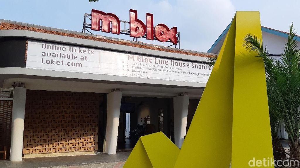 M Bloc Space, Magnet Baru Destinasi Liburan Akhir Tahun