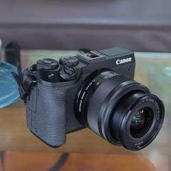 Menguji Fitur Baru Mirrorless Canon di EOS M6 II