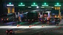 Arus Balik, 111 Ribu Kendaraan Menuju Jakarta, Ini Rinciannya