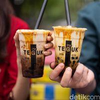 Resign Kerja, Pria Bandung Ini Sukses Bisnis Minuman Kekinian