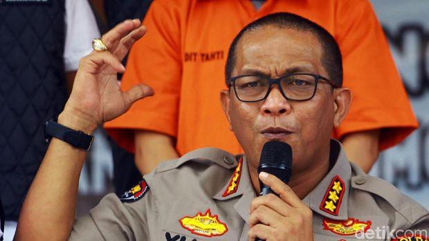 Kombes Pol Yusri Yunus adalah Kabid Humas Polda Metro Jaya