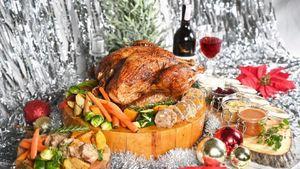 Ada Classic Turkey dan Rack Lamb untuk Sajian Natal di Sini