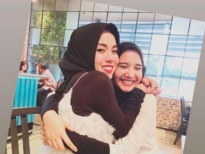 Medina Zein Ucapkan Ultah ke Zaskia Sungkar, Sudah Baikan?