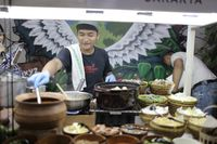 Marriott Bonvoy Manjakan Tamu dengan Kuliner Otentik Kaki Lima