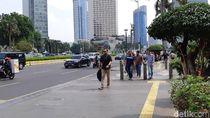 MRTJakarta Cuit Before-After Sejumlah Titik di Jakarta, Warganet Bereaksi