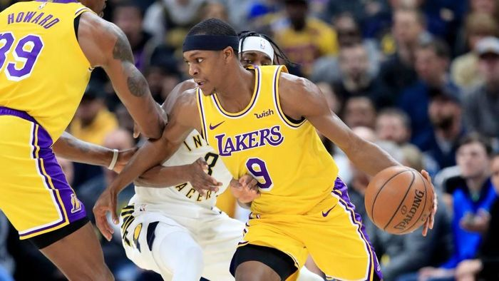 LA Lakers kalah dari Denver Nuggets (Foto: Andy Lyons/Getty Images)